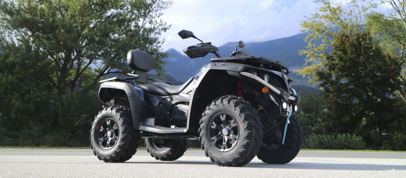 CF-Moto CForce 600 4×4 30th Anniversary
