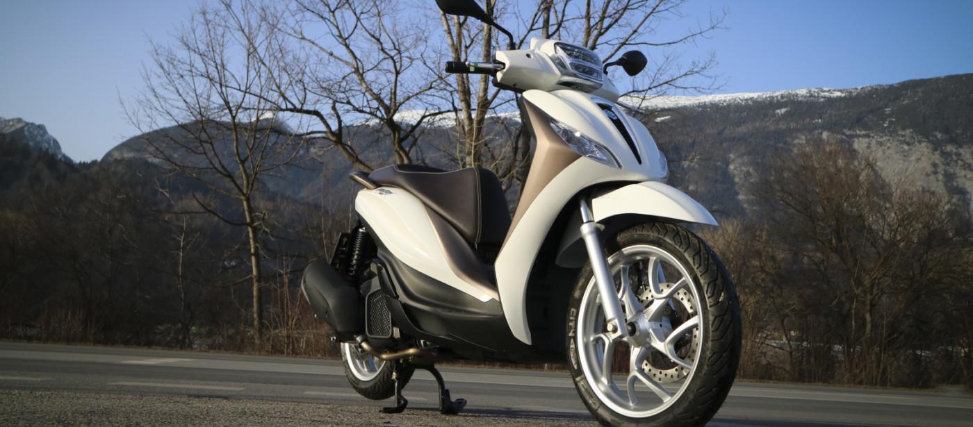 Piaggio Medley 125  Das neue 2020er Modell!