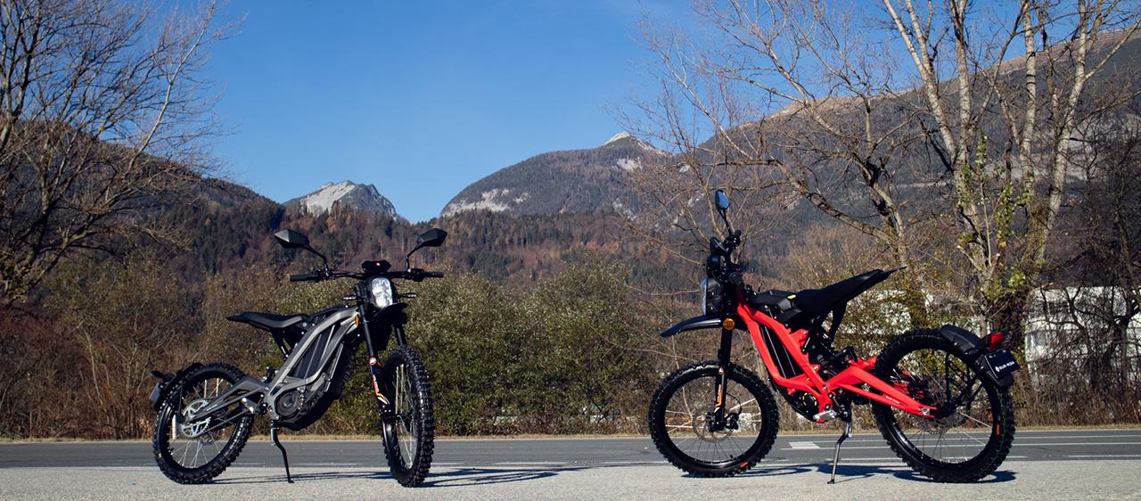 SUR-RON ! Das neue Elektro Cross-Moped ab 15 Jahren!