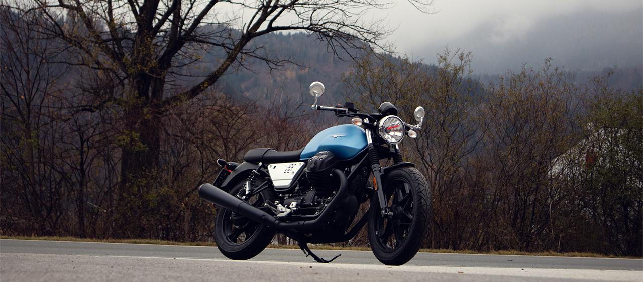 Moto Guzzi V7 III Stone Alluminio