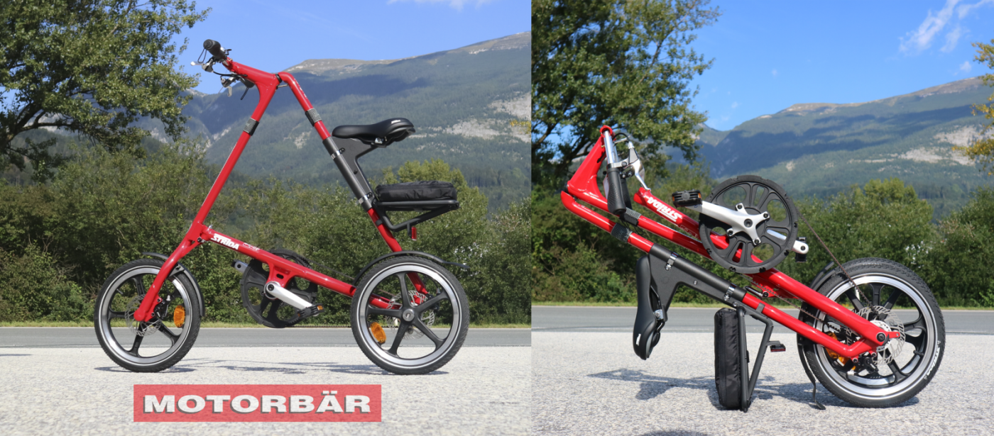 Faltrad Strida 16 Zoll