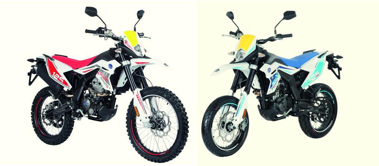 Mondial SMX 125i Supermoto und Enduro um nur € 2999,-